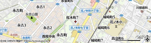 株式会社トラム周辺の地図