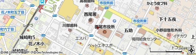 旬菜工房・福ふく周辺の地図