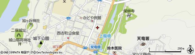 ハル・スシトヨ周辺の地図