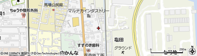 有限会社大岩給食周辺の地図