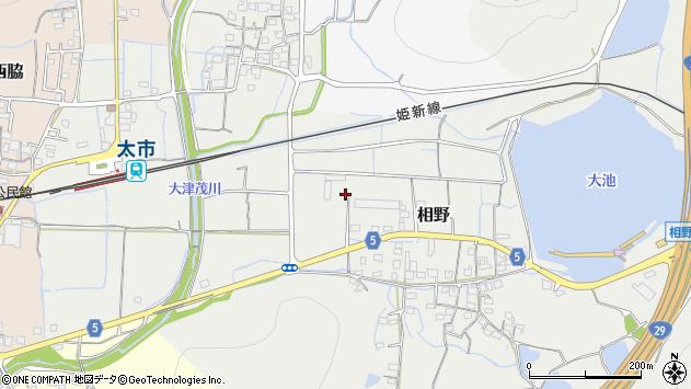 〒671-2232 兵庫県姫路市相野の地図
