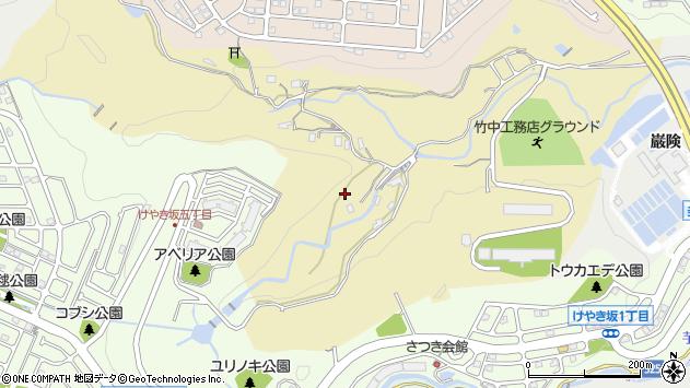 〒666-0144 兵庫県川西市柳谷の地図