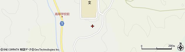 島根県浜田市旭町丸原(柳)周辺の地図
