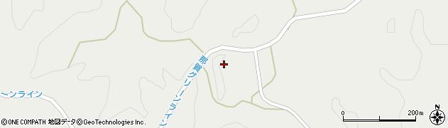 島根県浜田市旭町丸原(小場田)周辺の地図