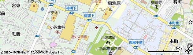 純子周辺の地図