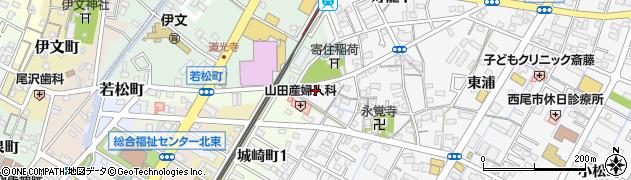 ブライダルセンター つな路周辺の地図