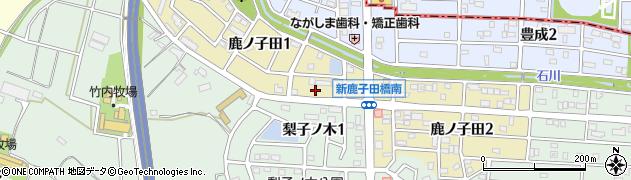旬の魚喜福周辺の地図