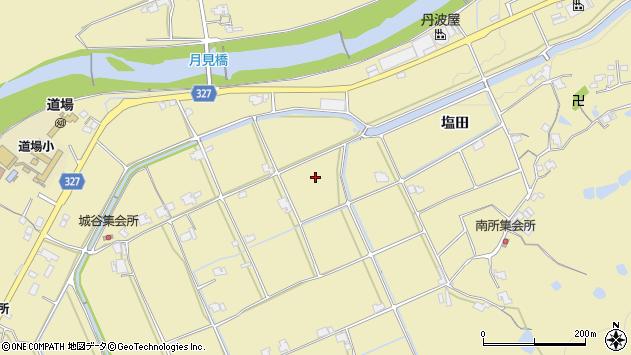 〒651-1502 兵庫県神戸市北区道場町塩田の地図