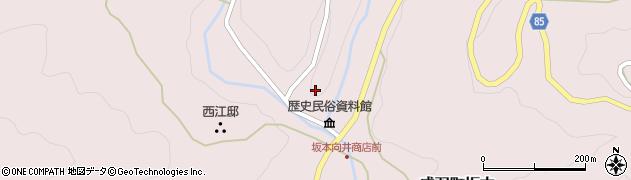 辰口八幡神社周辺の地図