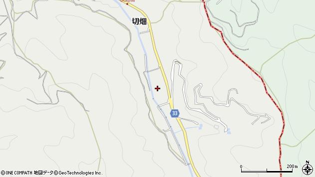 〒669-1241 兵庫県宝塚市切畑(その他)の地図