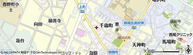 レストランさかえ周辺の地図