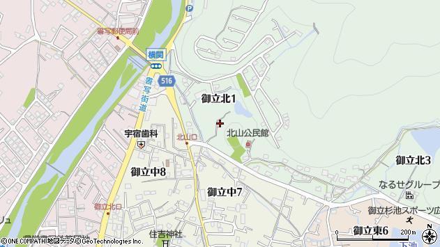 〒670-0071 兵庫県姫路市御立北の地図