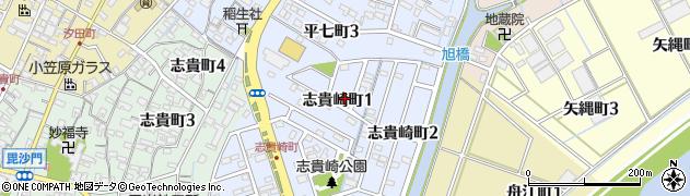 カラオケ呼子周辺の地図