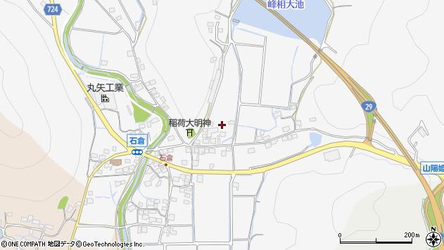 〒671-2231 兵庫県姫路市石倉の地図