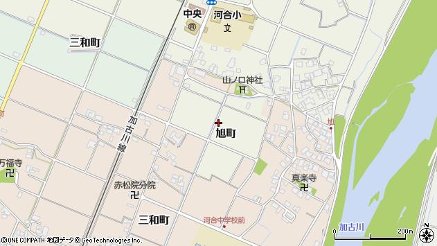 〒675-1356 兵庫県小野市旭町の地図