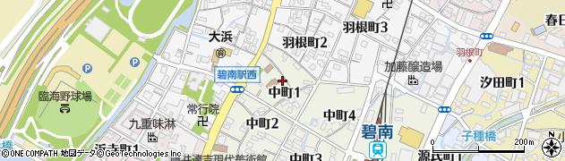 日吉軒周辺の地図