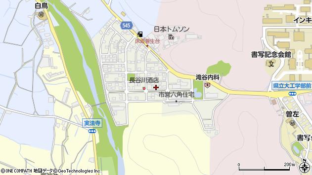 〒671-2243 兵庫県姫路市菅生台の地図