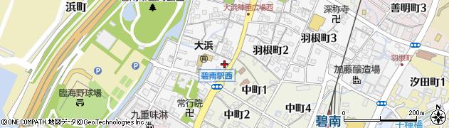 ひのまる周辺の地図