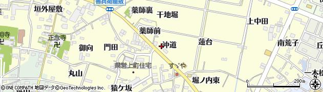 レストラン ガウッショ周辺の地図