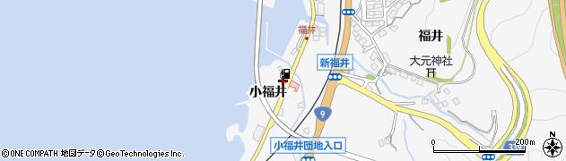 島根県浜田市熱田町(小福井)周辺の地図