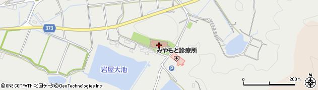 泉の杜周辺の地図
