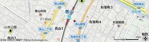 チェルシー周辺の地図