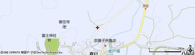愛知県豊川市萩町(小慶)周辺の地図