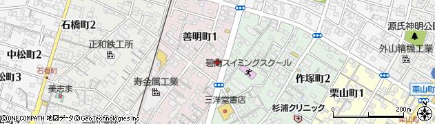 蔵人周辺の地図