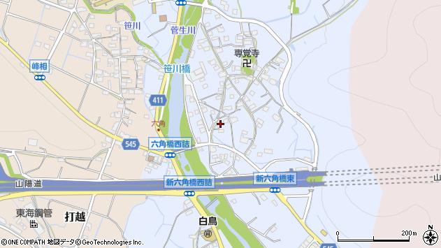 〒671-2242 兵庫県姫路市六角の地図