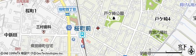 スナック紗衣良周辺の地図