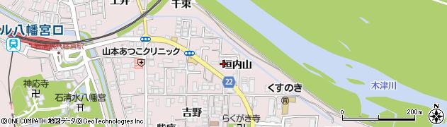 藤井マンション周辺の地図