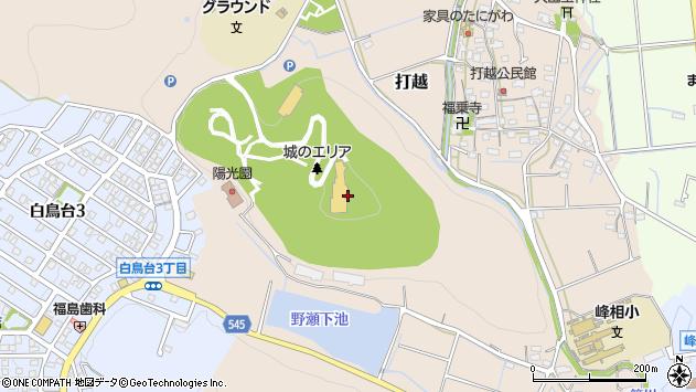 〒671-2246 兵庫県姫路市打越の地図