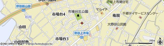 株式会社ヨシケイ豊橋 新城営業所周辺の地図