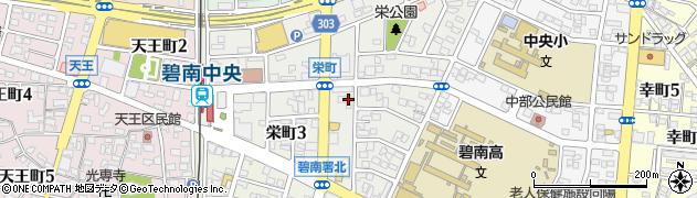やきとり鶏屋楽周辺の地図