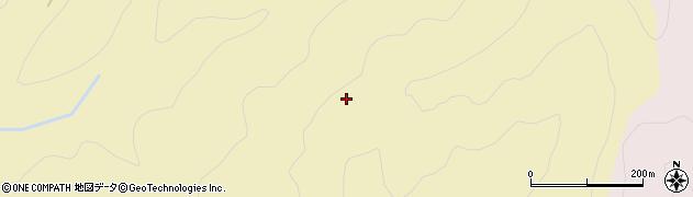 愛知県新城市吉川(日尻塚)周辺の地図