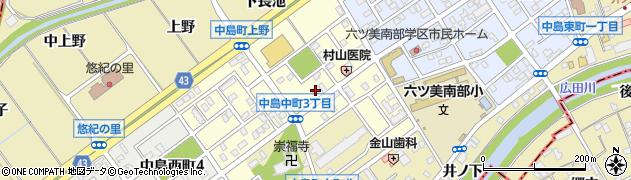 株式会社デンソーパーラー周辺の地図