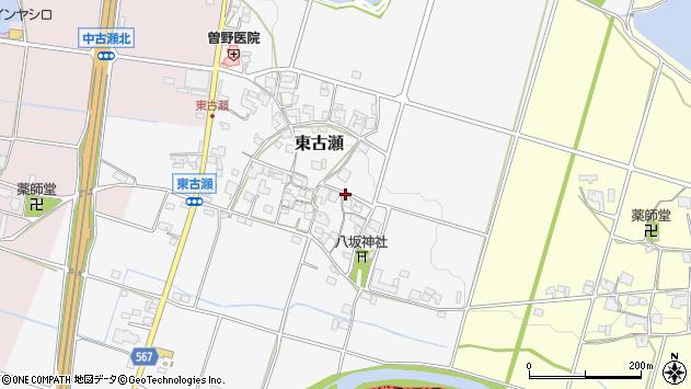 〒673-1423 兵庫県加東市東古瀬の地図