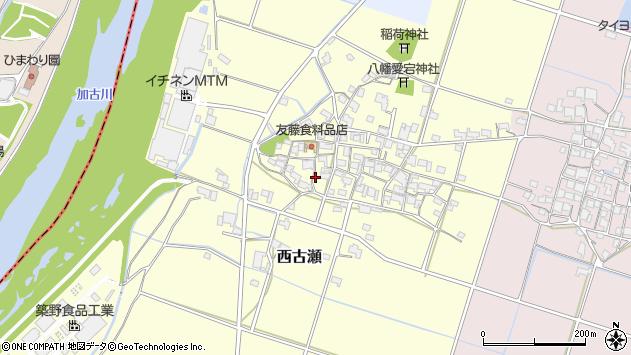 〒673-1425 兵庫県加東市西古瀬の地図