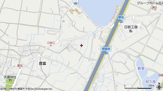 〒679-2123 兵庫県姫路市豊富町豊富の地図