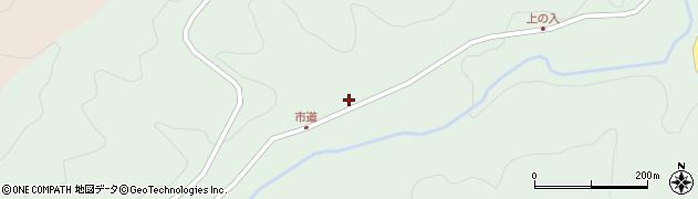愛知県岡崎市鳥川町(市道)周辺の地図