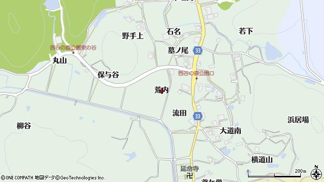 〒669-1222 兵庫県宝塚市境野の地図