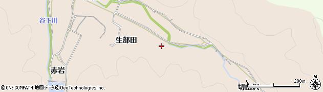 愛知県岡崎市上衣文町(丸山)周辺の地図