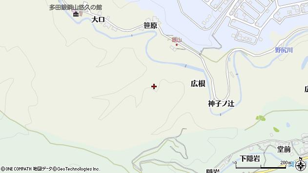 〒666-0252 兵庫県川辺郡猪名川町広根の地図