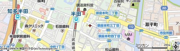 アイドル浦志摩周辺の地図
