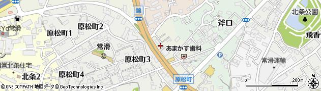 ラウンジ酔姫周辺の地図