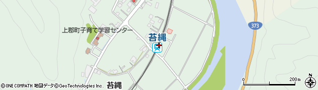 兵庫県赤穂郡上郡町周辺の地図