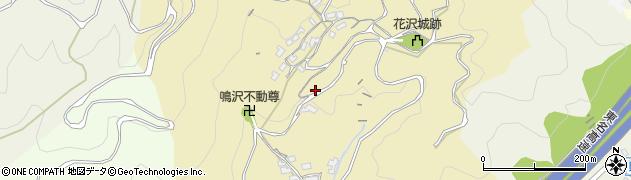 静岡県焼津市高崎周辺の地図