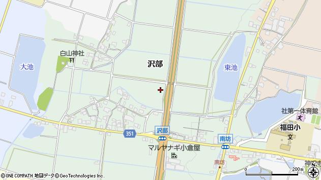 〒673-1444 兵庫県加東市沢部の地図