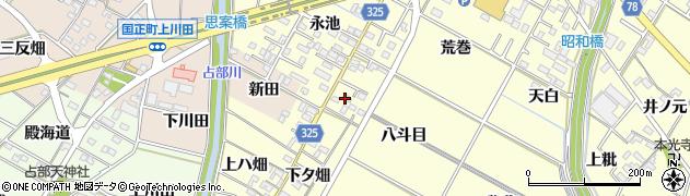 我が家周辺の地図