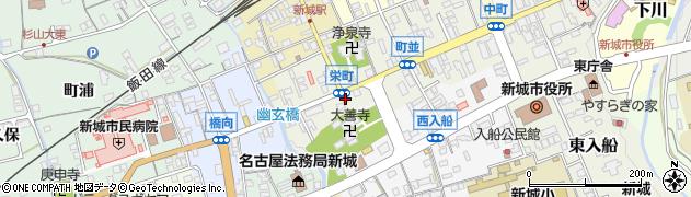 紫園周辺の地図